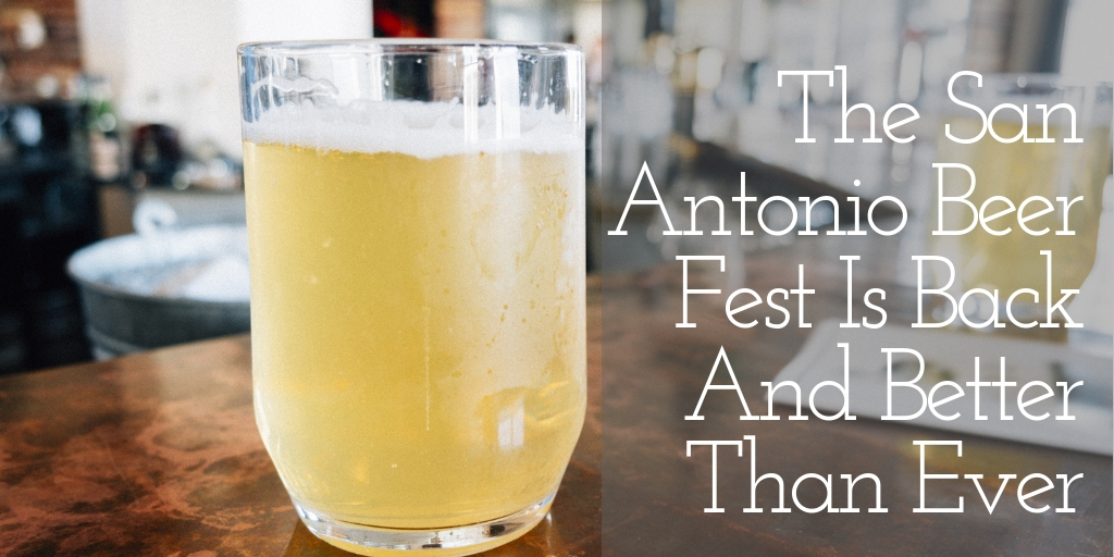 The 19th annual San Antonio Beer Fest is on October 20th. In addition to some of the most anticipated and popular breweries featuring unique casks and one of a kind collaborations, there is also music, games, food trucks, vendors and more.