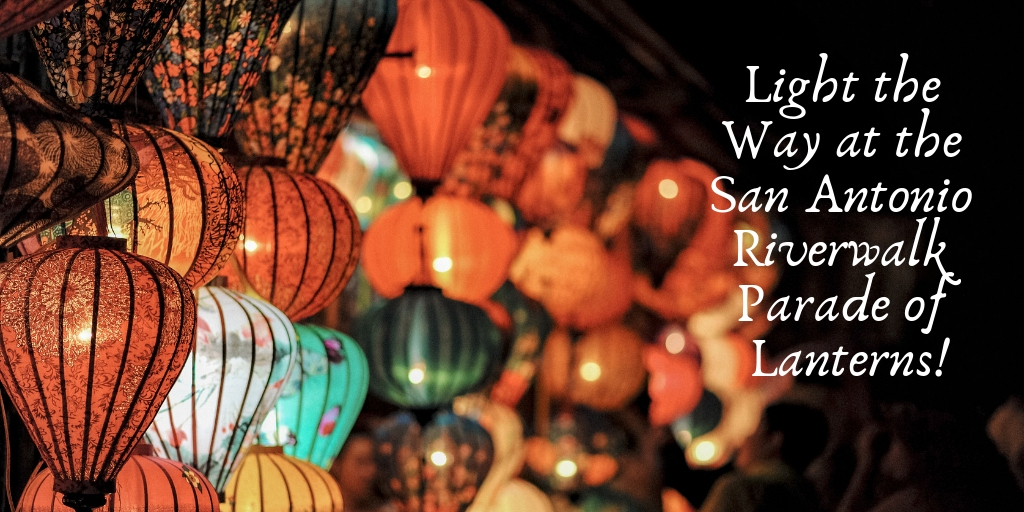 On February 9th join thousands of people creating their own wishing lanterns and send them down the river. You can also enjoy the beautiful floats during the month of February and the Riverwalk Parade of Lanterns!