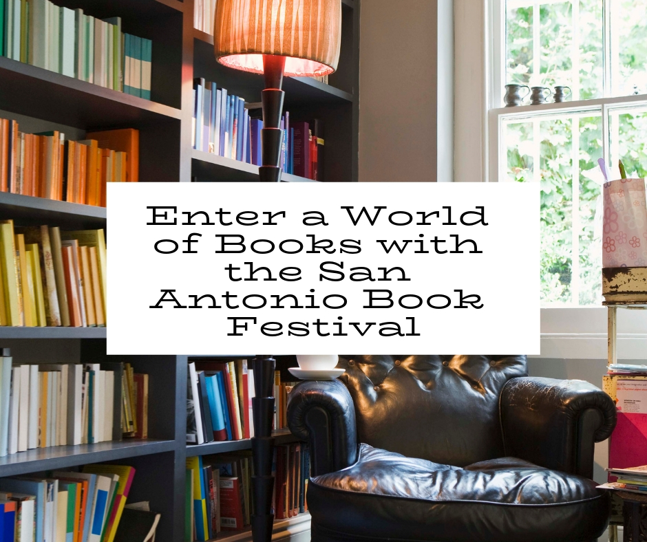 The San Antonio Book Festival is a free literary event that's perfect for every bookworm out there on April 8th. Exhibits will be available, authors will be speaking and signing books, and workshops will be held for aspiring writers.