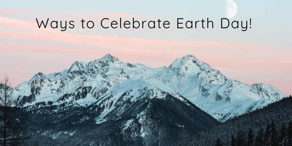 Earth Day is coming up fast! If you don't already have your plans for this great holiday figure out, now is the time to get organized. Here in San Antonio there are some fun events and fundraising efforts taking place!