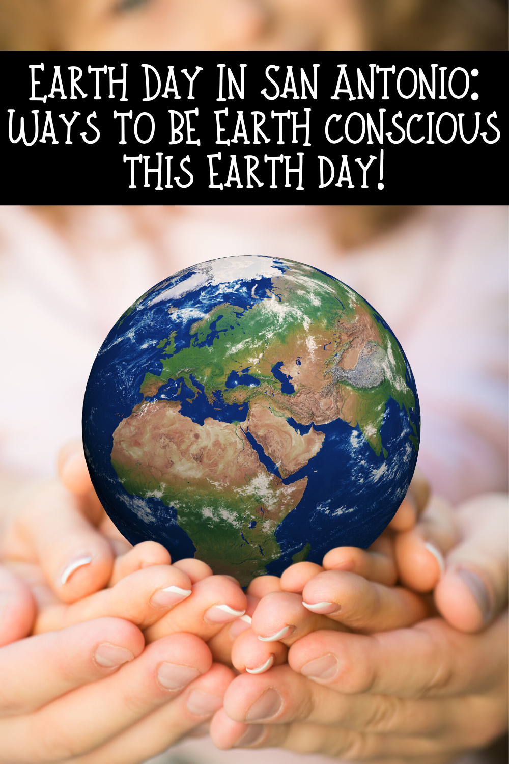 Earth Day in San Antonio might look a little different this year. If you can't get out and volunteer in San Antonio to celebrate earth day, here are some ways you can make a difference at home!